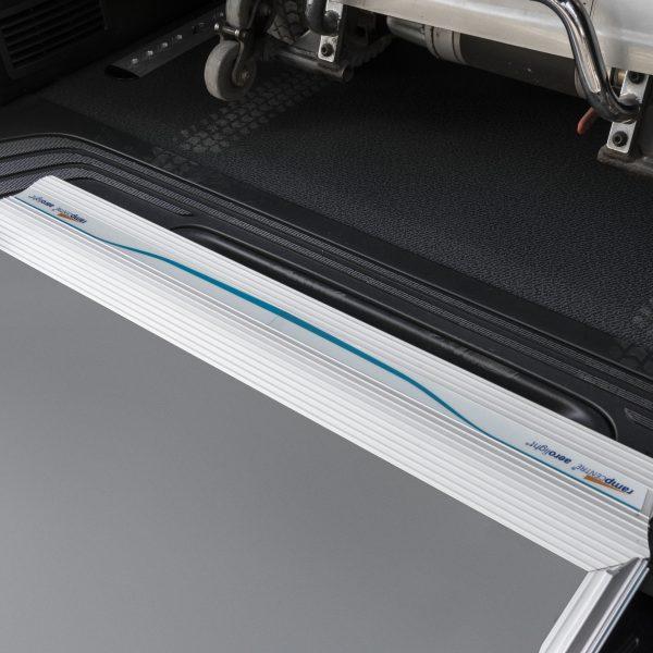RampCentre Aerolight-Broadfold full-width portable ramp
